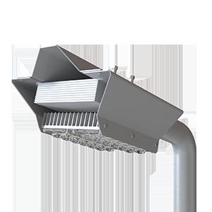 Светодиодный светильник «ВАРТОН» уличный VILLAGE 60 Вт