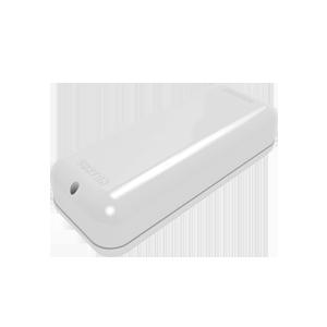 Светодиодный светильник «ВАРТОН» ЖКХ серия IP65 220*90*50 мм антивандальный 12 ВТ (led 0,1в) 4500К с микроволновым датчиком