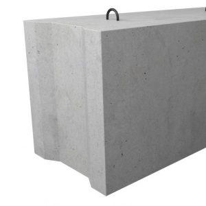 Блоки стены подвала