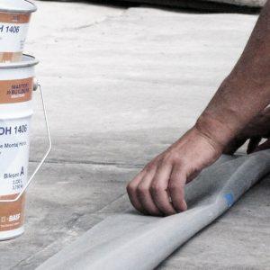 Ленты для строительных швов