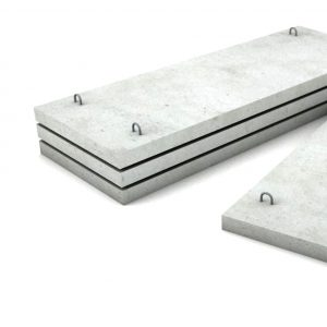 Плоские плиты ПТП