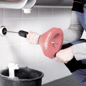 Ручные устройства для прочистки труб