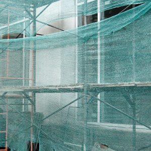 Защитные сетки для строительных лесов