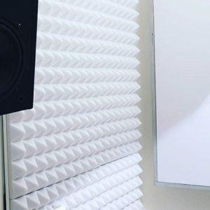 Негорючие акустические стеновые панели