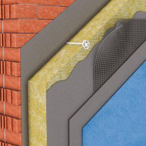 Для штукатурных фасадов