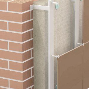 Для вентилируемых фасадов