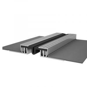 Закладной профиль для деформационного шва ДПШ-30/150 + сталь (гидроизоляционный)