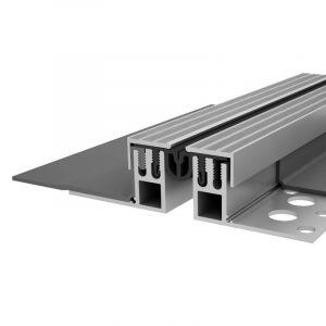 Закладной профиль для деформационного шва ДПШ-50-УГЛ/050 (гидроизоляционный)