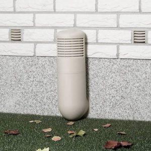 Вентиляция цокольных и подвальных помещений