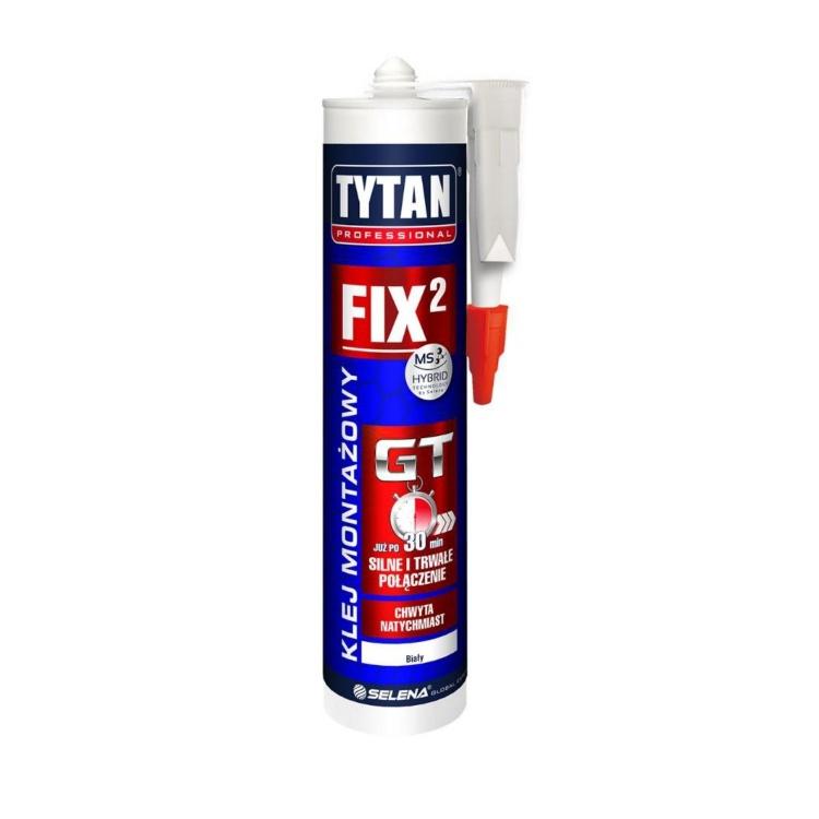 Монтажный клей TYTAN Professional Fix² GT, 290 мл