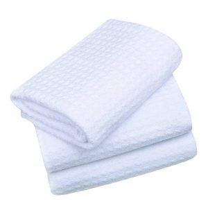 Вафельное полотенце 100