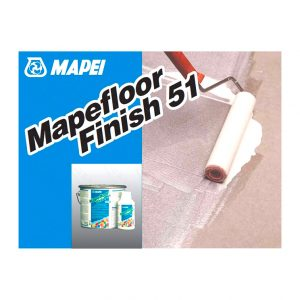 Полимерный пол Mapefloor Finish 51