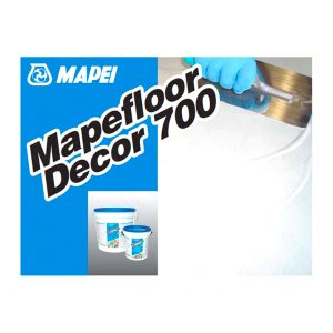 Полимерный пол Mapefloor Decor 700