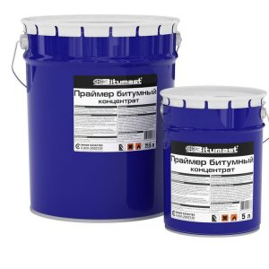 Праймер Bitumast битумный 52 л / 45 кг