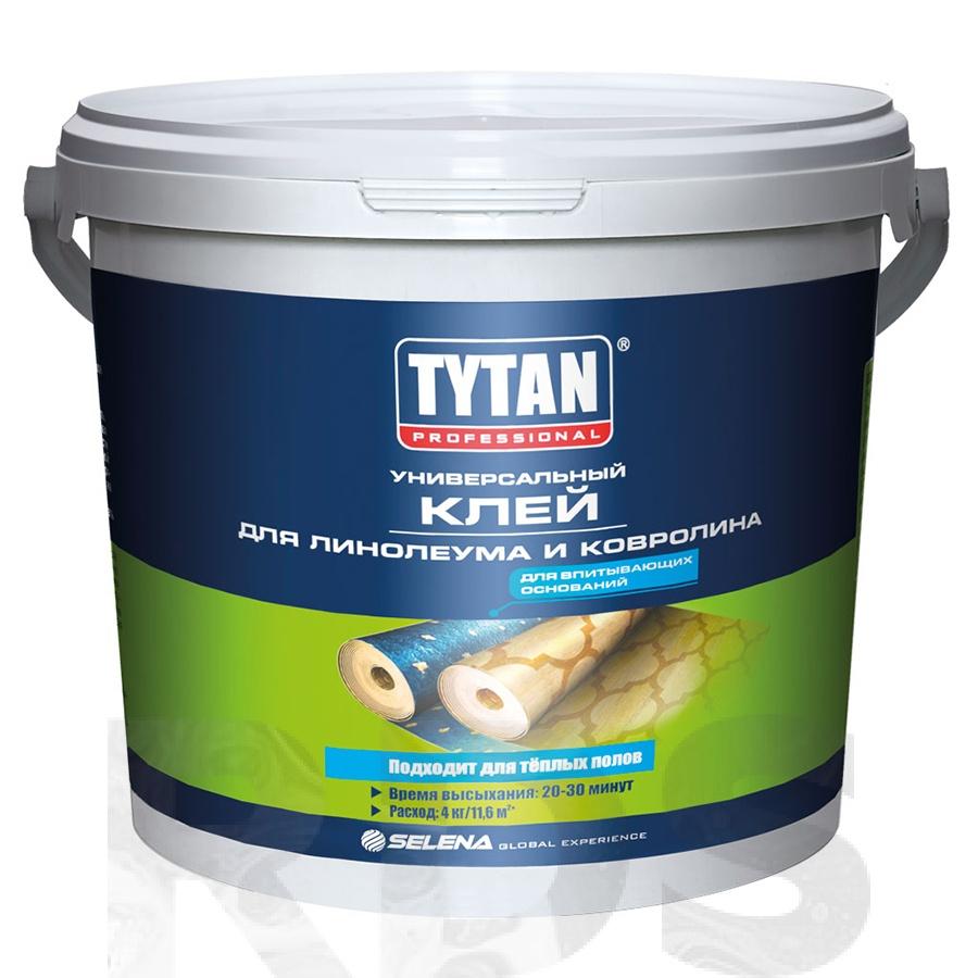 Клей TYTAN Professional для Линолеума и Ковролина 14 кг.