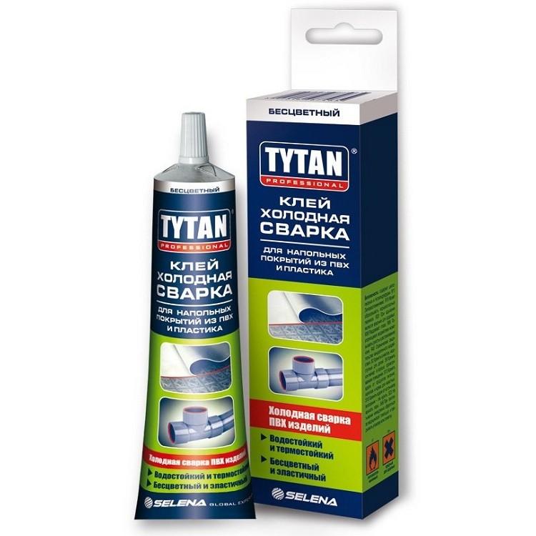 Клей TYTAN Professional Холодная Сварка для Напольных Покрытий из ПВХ и Пластика