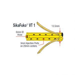 Инъекционная гидроизоляция SikaFuko VT 1