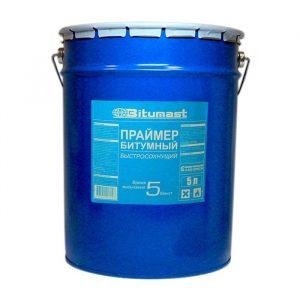 Праймер Bitumast битмуно-полимерный 52 л /45 кг