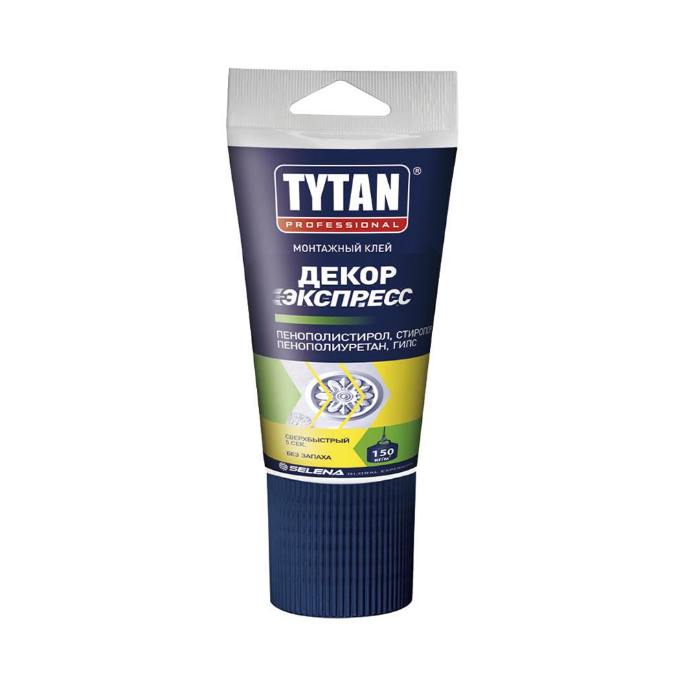 Монтажный клей TYTAN Professional Декор Экспресс, 210 г