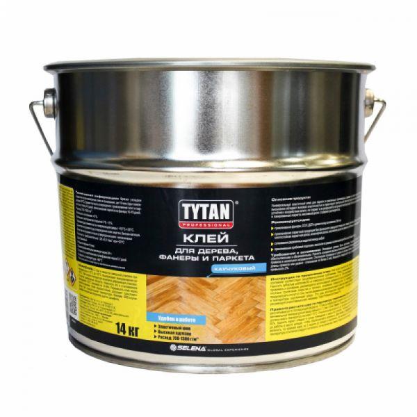 Клей TYTAN Professional для дерева, фанеры и паркета, 14 кг