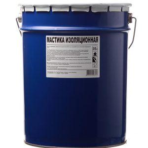 Изоляционная Мастика Bitumast 19 кг