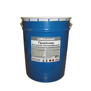 Битумный Праймер Bitumast концентрат 52л /47 кг