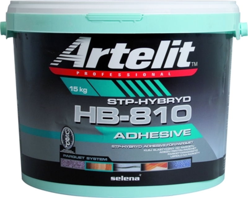 Клей Artelit Professional HB-810 STP-Гибридный для паркета 15 кг