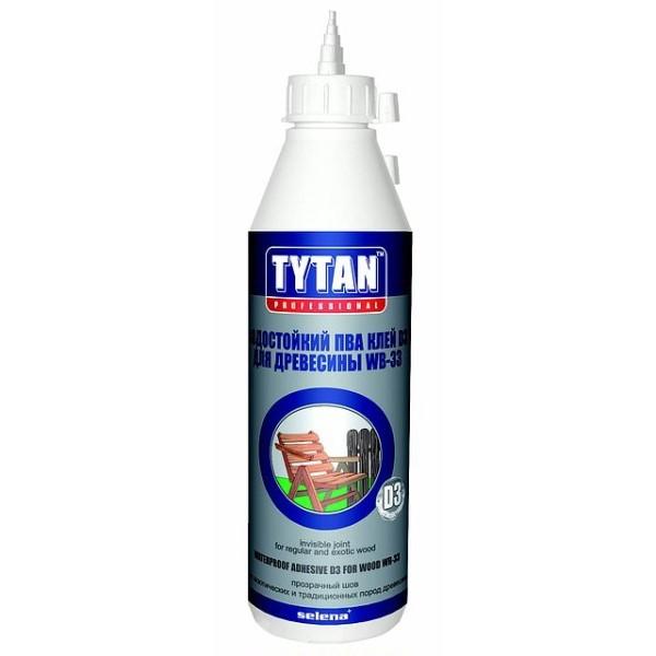 Клей TYTAN Professional ПВА для древесины D3 750 г