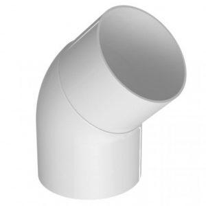 Колено трубы LINKOR 72⁰ (алюминий толщина 0,7мм)