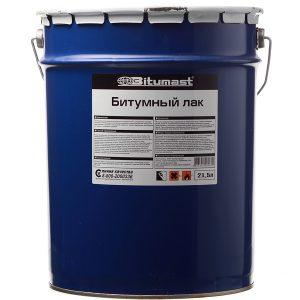 Лак Bitumast битумный 18 кг
