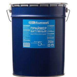 Праймер Bitumast битумный быстросохнущий 17 кг