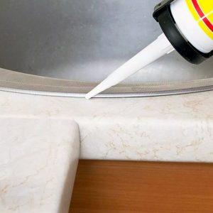 Акриловые кухонные герметики