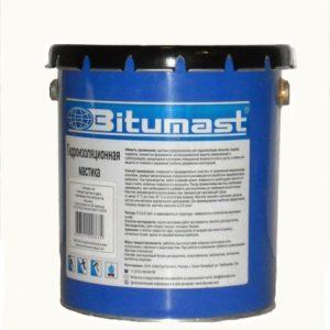 Мастика Bitumast гидроизоляционная 18 кг