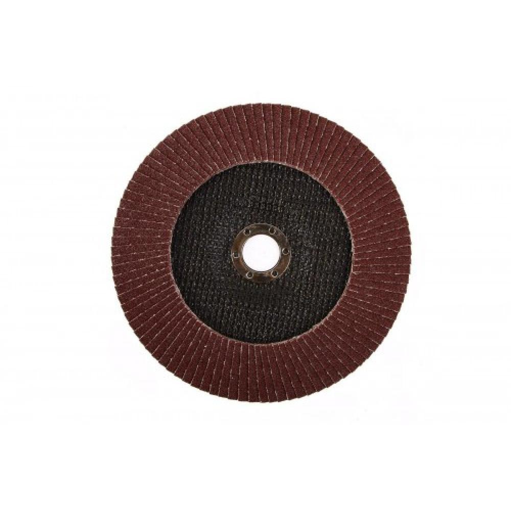 Круг лепестковый торцевой по металлу 125 36