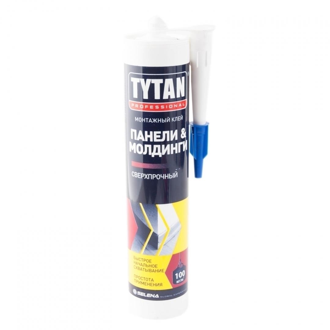 Монтажный клей TYTAN Professional Панели & Молдинги, 310 мл