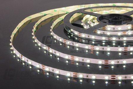 Светодиодная лента LEDcraft SMD 3528 4,8 Ватт на метр 60 диодов на метр IP 33 Желтый