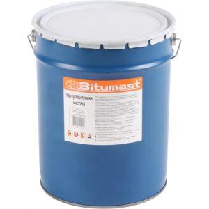 Мастика Bitumast каучукобитумная 42 кг