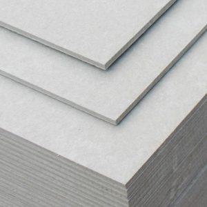 Фиброцементная структурная плита 9 мм 2440 x 1220