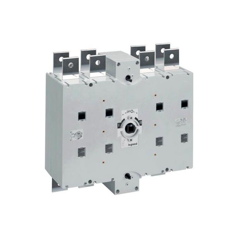 Реверсивный рубильник Legrand DCX-M 1000А 3P, фронтальное исполнение