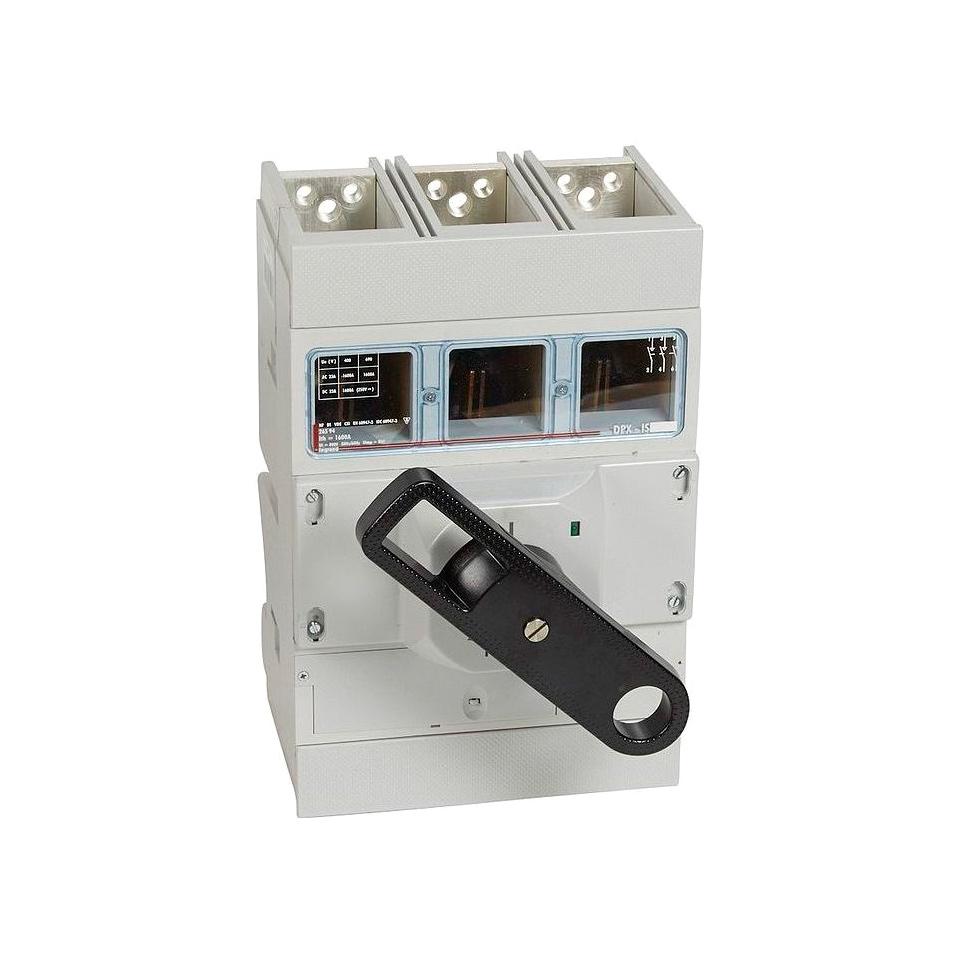 Рубильник Legrand DPX-IS 1600А 3P, фронтальное исполнение