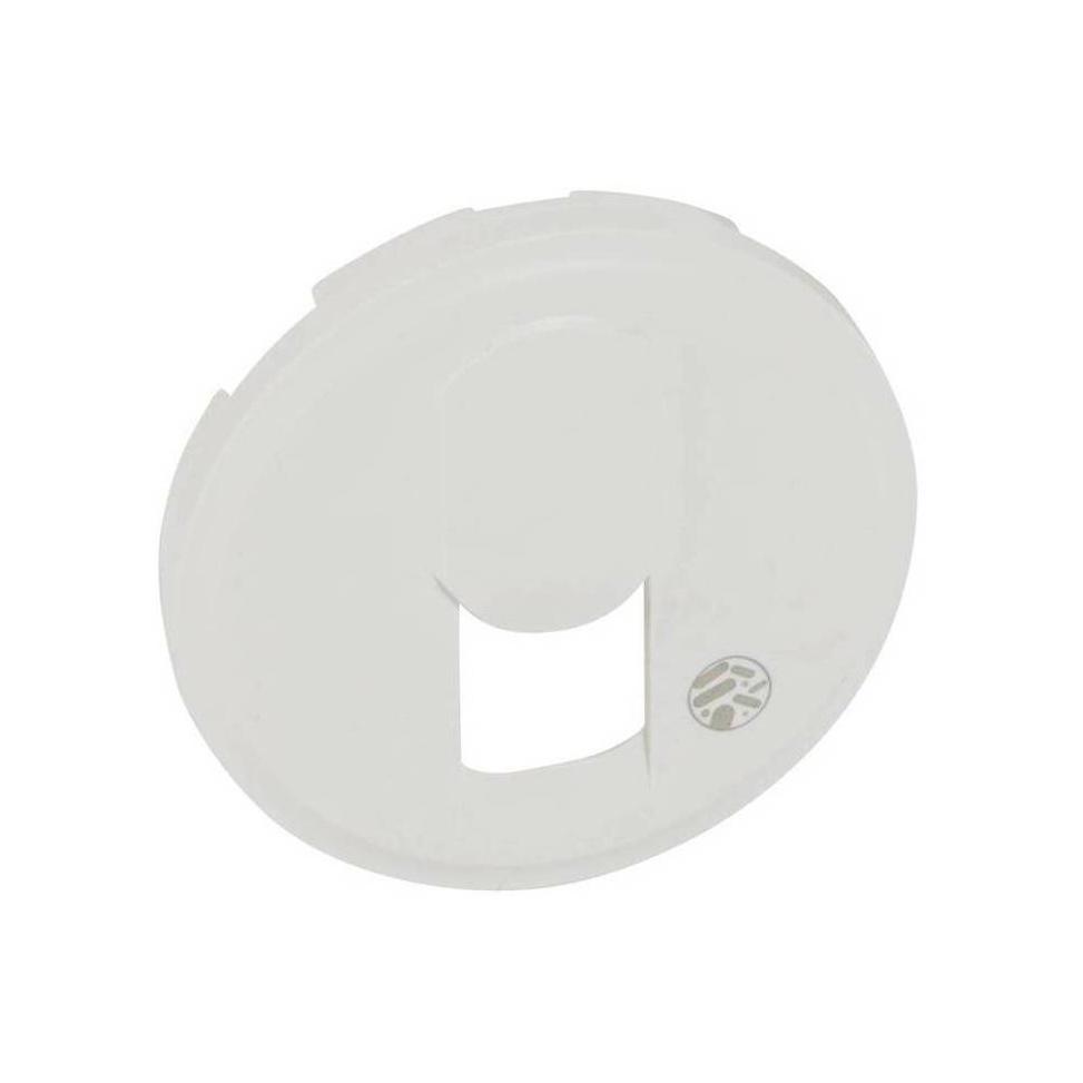 Накладка на розетку информационную Legrand CELIANE, белый