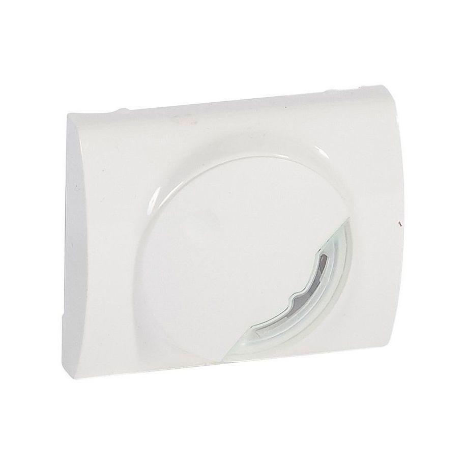 Накладка на термостат Legrand GALEA LIFE, белый