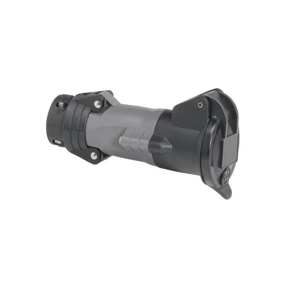 Мобильная розетка Hypra - IP 44 - 2К+З - бытовое назначение - 250 В - 16 А - пластик