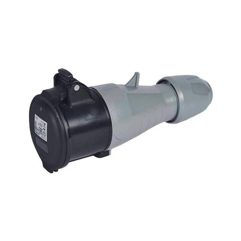 Розетка мобильная - 32А - 3К+З - 500 В - IP 44