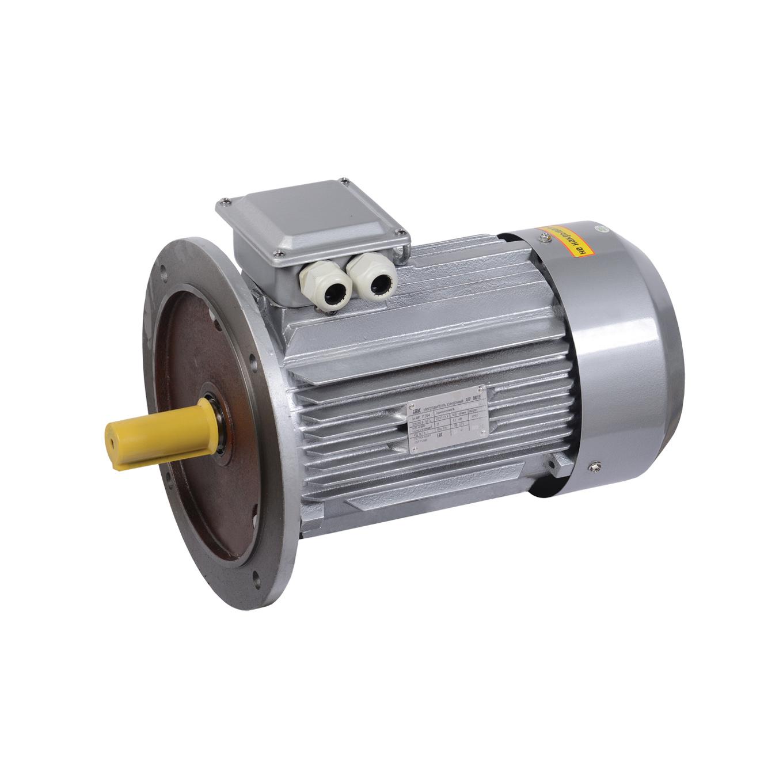 Электродвигатель асинхронный трехфазный АИР 112MA6 380В 3кВт 1000об/мин 3081 DRIVE IEK