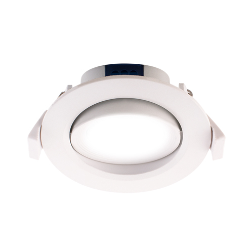 Cветильник светодиодный встраиваемый PSP-R PSP-R90447W 3000K 38°WhiteIP40