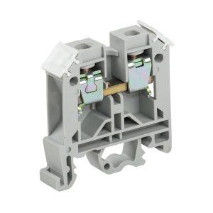 Зажим наборный ЗНИ-10мм2 (JXB70А) серый IEK