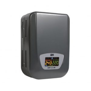Стабилизатор напряжения настенный SHIFT 5,5кВА IEK