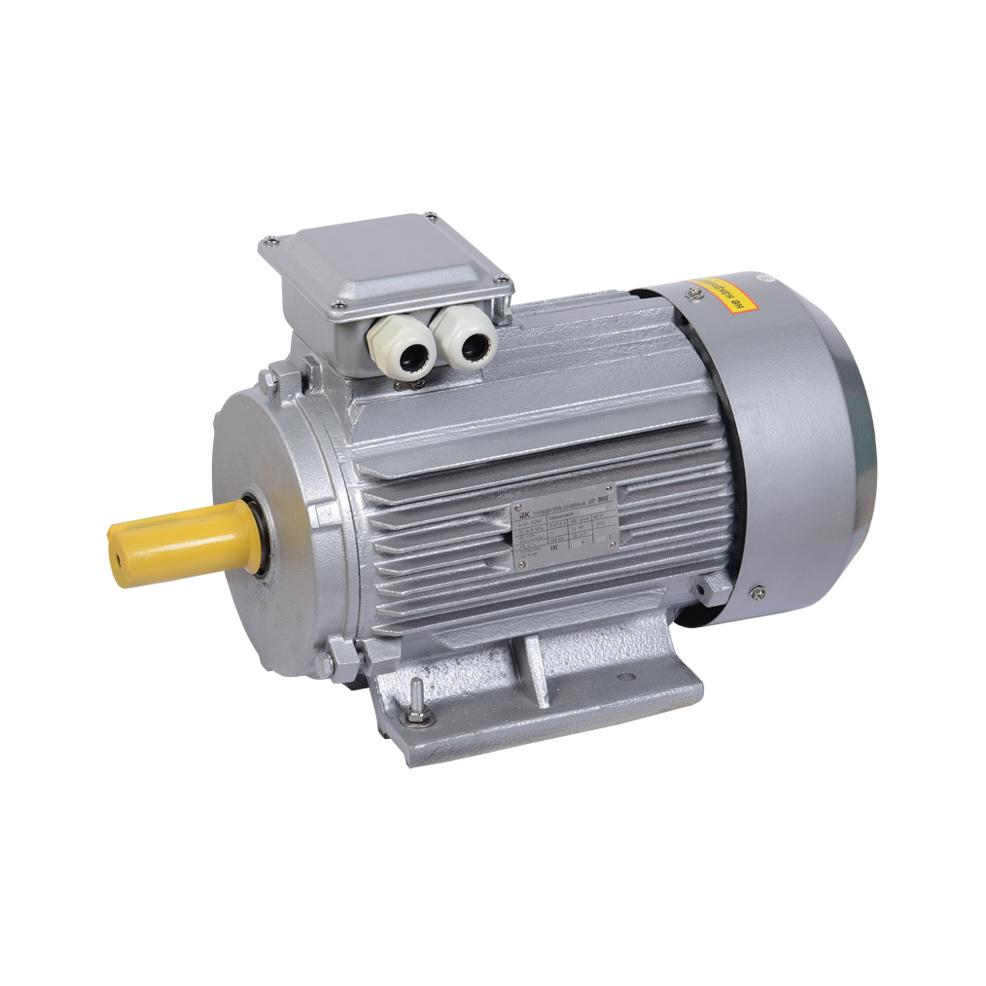 Электродвигатель асинхронный трехфазный АИР 112MA6 380В 3кВт 1000об/мин 1081 DRIVE IEK
