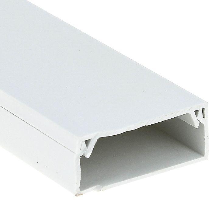 Канал кабельный (100х60) (8м) Plast EKF PROxima